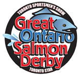 Enter the Great Ontario Salmon Derby