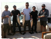 Sport Fishing is great for groups, including bachelor parties and days off